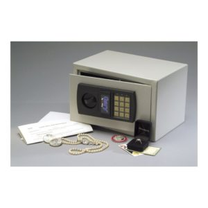 Gary by FireKing HS1207 Personal Electronic Fire Safe w/Bolt Kit