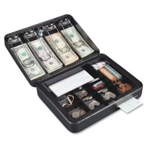 FireKing CB1209 Key Locking Custom Cash Box