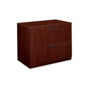 Basyx by HON BL2171 Lateral File - Laminate, Mahogany