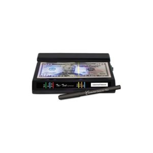 Dri-Mark - Tri Test Counterfeit Bill Detector, UV with Pen