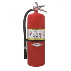 Amerex 20 lb Dry Chemical Fire Extinguisher, A-411