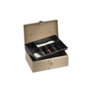 PM 04963, PM Company Securit Lock N' Latch Steel Cash Box
