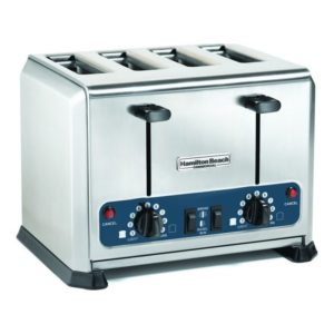 Hamilton Beach (HTS450) - 480 Slice/Hr Heavy-Duty Toaster