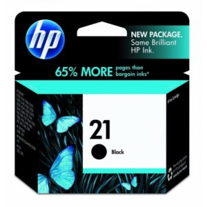 HP 21 (C9351AN) Ink Cartridge (Black)