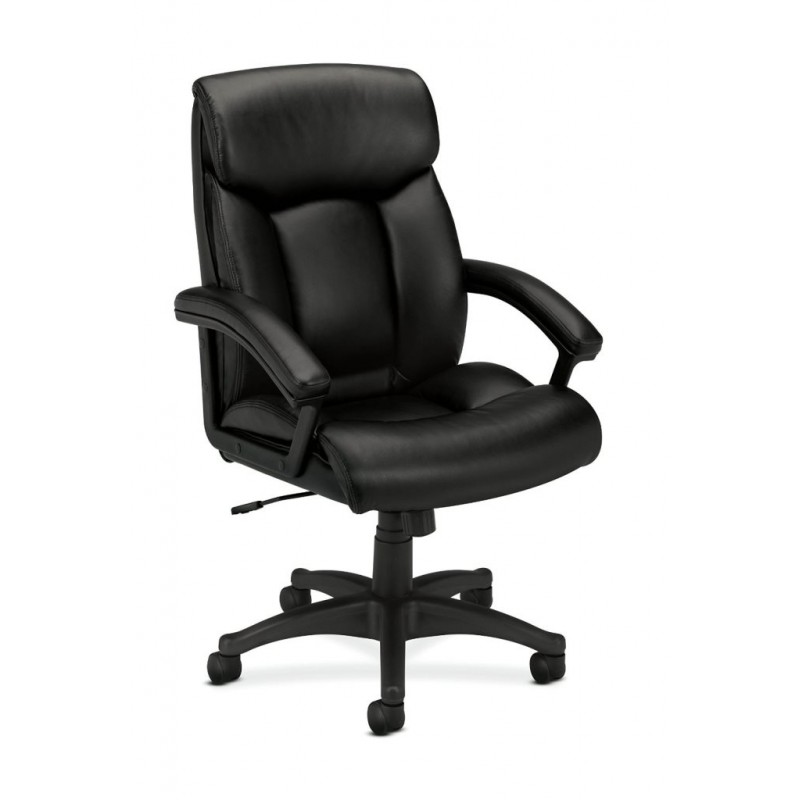 Hon Hvl151 Executive High Back Chair For Office Or Computer Desk Black
