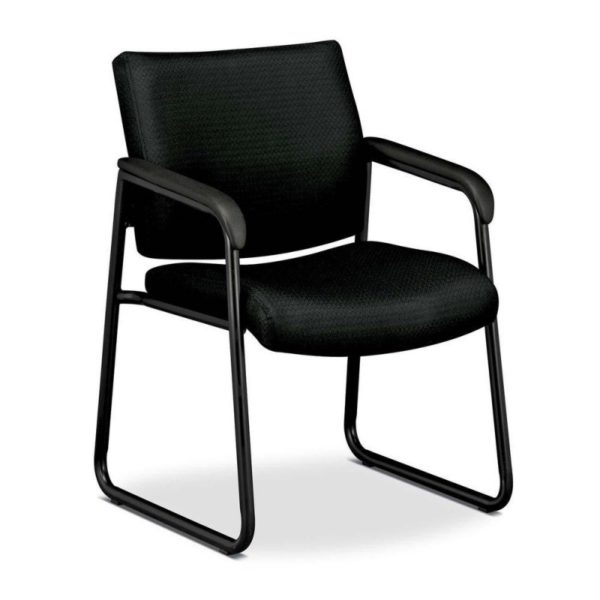 Basyx by Hon Guest Chair, Black