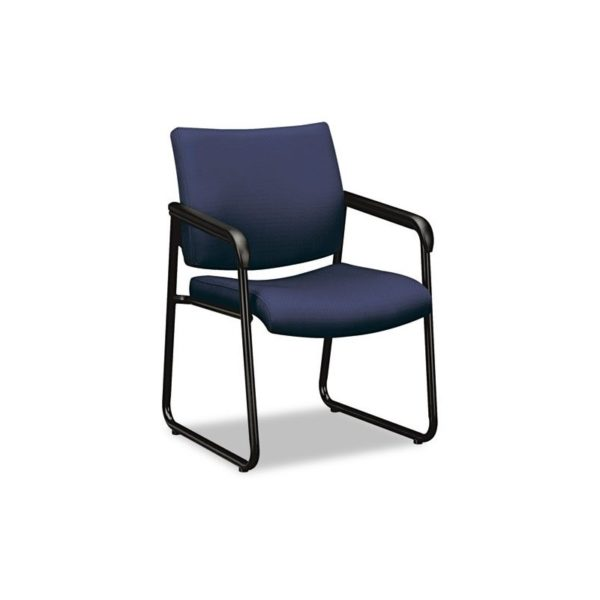 Basyx by Hon Guest Chair, Blue