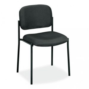 Basyx by HON VL606VA10 VL606 Armless Guest Chair