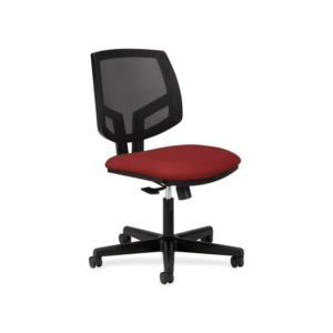 HON 5711GA42T Volt Seating Mesh Task Chair, Crimson Red