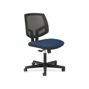 HON 5711GA90T Volt Seating Mesh Task Chair, Navy