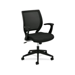 Basyx by HON VL521VA10 Mesh Back Task Chair, Black