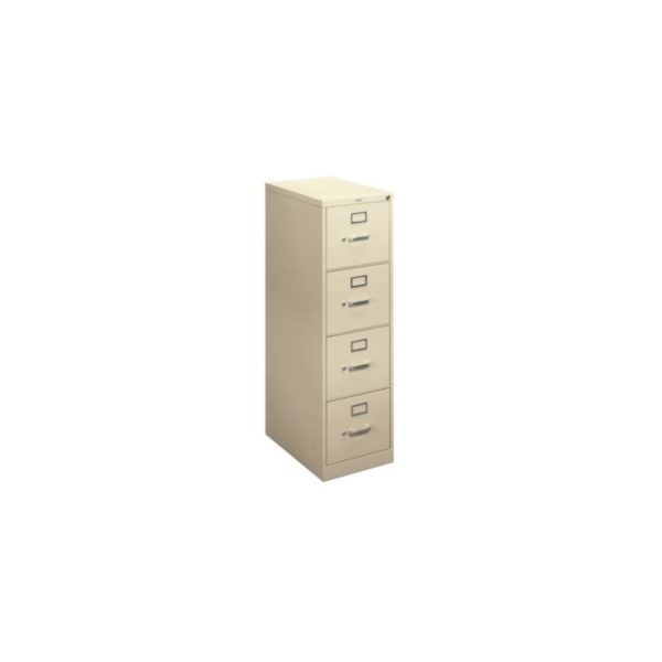basyx by HON HH 414 H410 Series 4-Drawer Vertical File