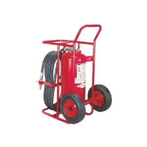 Amerex 488 - 125 LB ABC Wheeled Fire Extinguisher