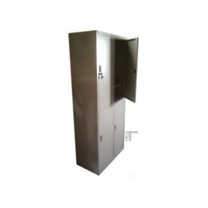 KUBIC 4-Door LOCKER - w/keys - 4x(35X12) (LLC- 11)