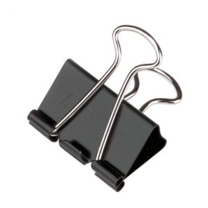 C-LINE - BINDER CLIP - Small - 12/Box