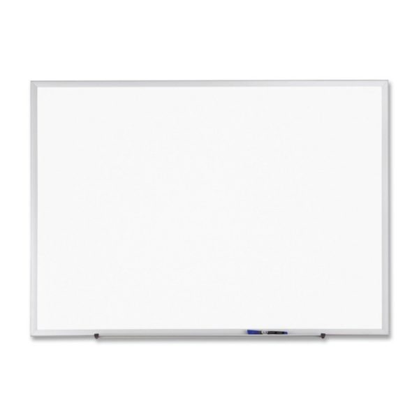 Quartet Dry Erase Board with Aluminum Frame 48x36