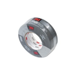 3M™ Duct Tape 3900 Silver, 2 inch x 60 yard, 06976