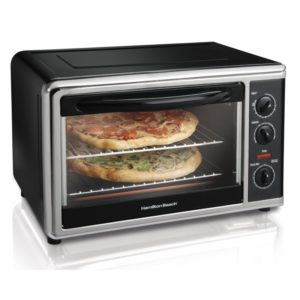 Hamilton Beach Countertop Oven with Convection and Rotisserie - 311100