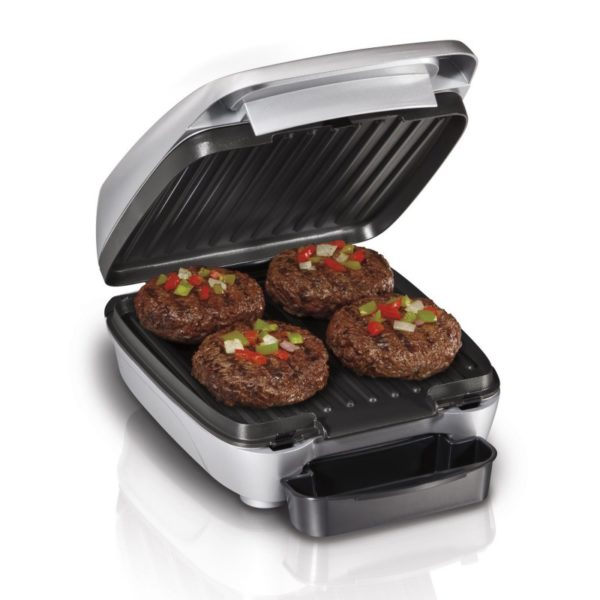 HAMILTON BEACH 25359 Griddle, 60 Square Inch