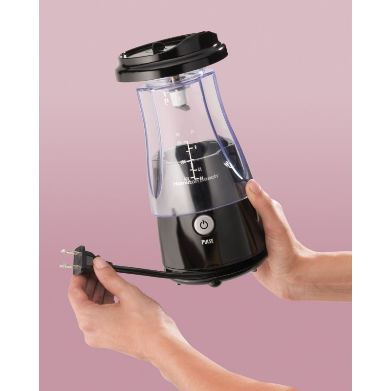 Hamilton Beach 51103 Single Serve Blender With Travel Lid