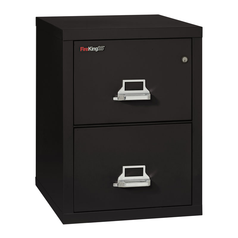 Fireking 2 1825 c 25 filing cabinet black internegoce s a for 1825 2